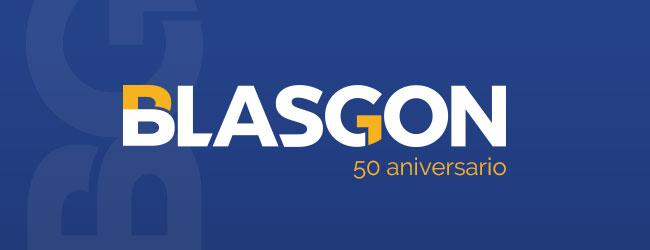 BLASGON 50 aniversario