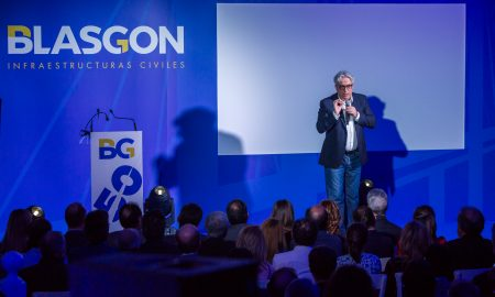 Leo Harlem Gala 50 aniversario Blasgon